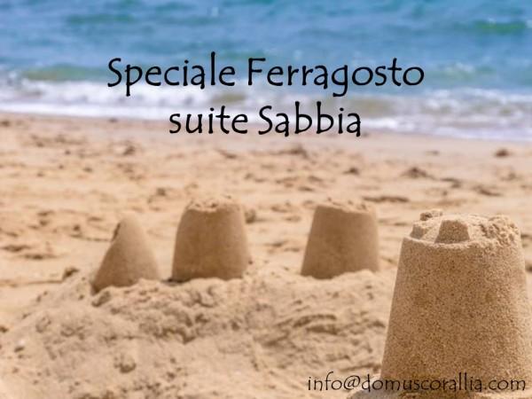 speciale ferragosto - 5x4 Sabbia jr. suite