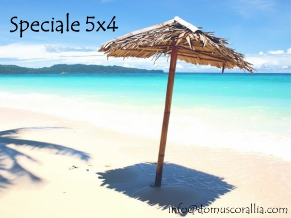 Speciale - 5 X 4